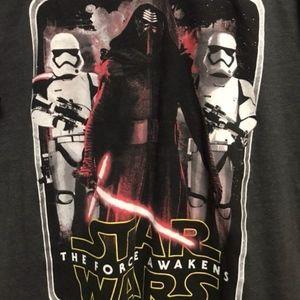 Star Wars Tee Sz L